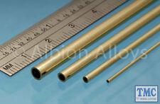 BT1M Albion Alloys Brass Tube 1 x 0.25 mm 4 Pack