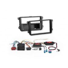 VW Sharan, Tiguan, Touran Car Radio Installation Kit + en Steering Wheel Adapter