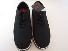 MENS/BOYS RISE BRAND BLACK ATHLETIC SHOES, NEW IN BOX SIZE 7.5M