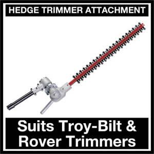Hedge Trimmer Attachment, Suits Troy-Bilt / Rover Line Trimmers, 41AJAH-C302