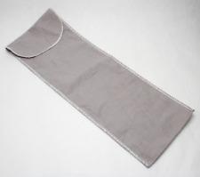 Individual Anti-Tarnish Sterling Silver Flatware Storage Bag with Flap