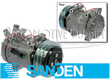 A/C Compressor w/Clutch for Sanden 4325 - Freightliner - NEW OEM