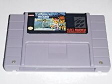 Crystal Beans From Dungeon Explorer - game For SNES Super Nintendo -