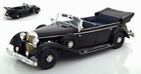 Model Car Scale 1:18 Mercedes 770 W150 Convertible diecast modellcar vintage