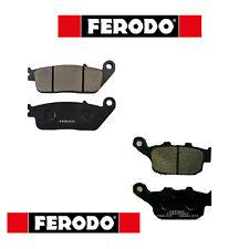 Pastiglie Honda NC/750/D/Integra  freno ant post Ferodo 2014 2015 2016 2017 2018