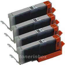 4pk CLI-251 CLI251XL Gray Ink For Canon Pixma iP8720 MG6320 MG6620 MG7120 MG7520