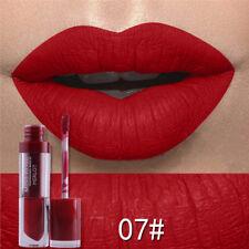 2017 Beauty Nude Metallic Matte Waterproof Liquid Lipstick Moisturizer Lip Gloss 7#