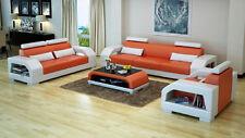Sofagarnitur Designer Garnitur Polster Couch Sofas Set Sofa Set Neu Linz 3+2+1