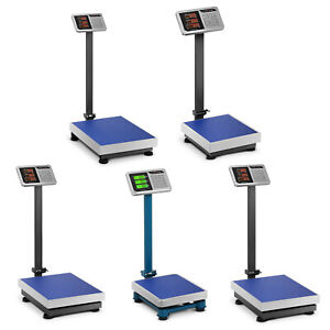 Báscula De Plataforma Digital Balanza Industrial Para Almacén 100kg – 300kg