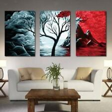 3Pcs Canvas Home Decor Wall Abstract Art Painting Picture Abstract 40x60cm