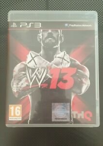 WWE13 - Sony PlayStation 3 Game - PS3 - W13 - Complete