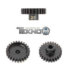 Tekno RC TKR4185 25T MOD1 5mm Bore Motor Pinion Gear With M5 Set Screw