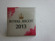 ROYAL ASCOT Pin Badge 2013 - Horse Racing