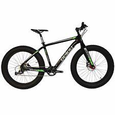 "BEIOU Full Carbon Fat Tire Bicycle Fat Bike 26"" 4.0"" Tire SHIMANO ALTUS CB023"