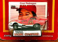 Cruz Pedregon 1/64 1994 Racing Champions NHRA McDonalds Funny Car Oldsmobile