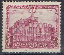 Belgium. 1930. Gent 1Fc + 25c brown. Used. Scott B103. Cat $5.50.