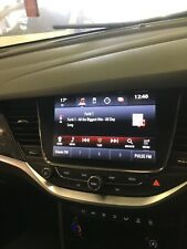 2016 VAUXHALL ASTRA K NAVI TOUCH SCREEN MONITOR AND CONTROLS - 39042448