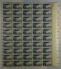 US SCOTT 1085 PANE OF 50 CHILDERENS STAMPS 3 CENT FACE MNH