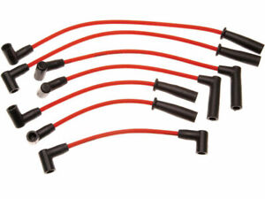 For 1997-1999 Jeep TJ Spark Plug Wire Set AC Delco 17378TM 1998 4.0L 6 Cyl