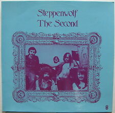 STEPPENWOLF The Second 1970's AUTRALIA World Record Club LP DIFFERENT COVER !!!