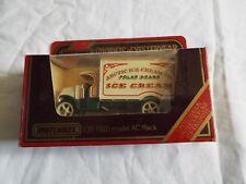 Matchbox Models of Yesteryear Y30 1920 Model AC Mack