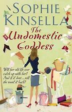 The Undomestic Goddess by Kinsella, Sophie