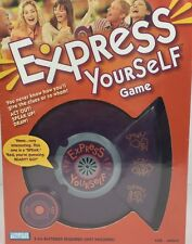 Express Yourself Electronic Party Game by Parker Brothers 2003 New Sealed