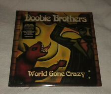 Doobie Brothers - World Gone Crazy Double LP - 2 Vinyl Record Collectors Edition