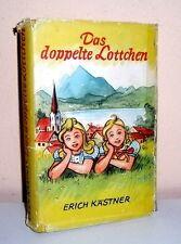 Erich Kästner  DAS DOPPELTE LOTTCHEN  Illustrationen von Walter Trier