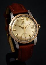 Omega Seamaster Calendar Automatic, Cyclop glass 2849 -5SC cal 503 serviced 1958