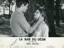 FABIENNE DALI  JEAN VALMONT LA BAIE DU DESIR MAX PECAS 1964 PHOTO ORIGINAL #2