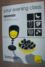Teach Yourself Spanish - Your Evening Class (10 CDs, Guide Book, + 10 Workbooks)