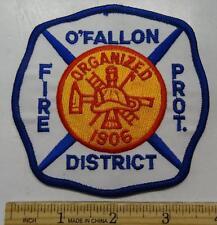 O'FALLON FIRE DEPARTMENT PATCH  #FC48