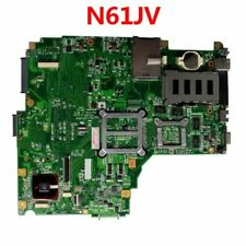 For Asus N61JV Laptop Mainboard Motherboard HM55 DDR3 Non-integarted REV 2.0