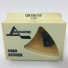 ORTOFON  D20S  phono needle IN ASTATIC PKG OR 106-7D, NOS/NIB-Genuine Ortofon