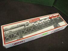 HO 1/87 Scale Atlas #86 Pony Truss Bridge Structure Kit SEALED