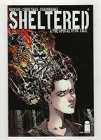 Sheltered # 2 (Aug 2013, Image Comics) VF/NM