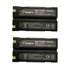 2 Pack of Trimble 54344 Battery - Replacement for Tr-R8 Gps Battery.