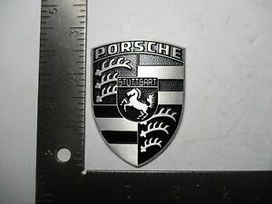 PORSCHE 928 78 79 INTAKE MANIFOLD CREST NEW AND GENUINE PORSCHE