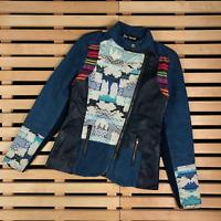 Womens Jacket Desigual Bomber Size 36