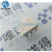 10PCS DIP-6 MOC3020 Optoisolators Transistor Output FAIRCHILD