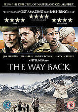 The Way Back (DVD, 2011) rollicking adventure yarn - escape from Siberia