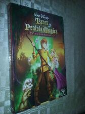 DVD NUOVO SIGILLATO TARON E LA PENTOLA MAGICA CLASSICI W. DISNEY vers italiano