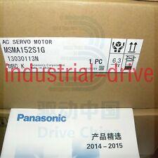 1PC New in box Brand PANASONIC MSMA152S1G One year warranty MSMA152S1G