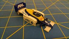 Tomy AFX Indy Roadhawk #6 HO Body Mid America B8758