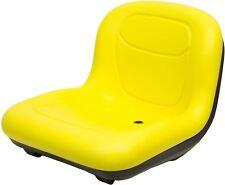 """John Deere 15.50"""" High Back Seat Fits GT225 GT235 GT245 GT255 GT325 OEM#AM131157"""
