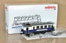 MARKLIN MäRKLIN 3425 DIGITAL MICHELBACHER KREISBAHN KIT BUILT DW 8 KITTEL LOCO 2