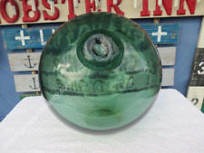 10.66 inch Ff Marked Glass Float Wp#3 -(X1111)