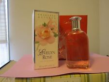 Crabtree & Evelyn Evelyn Rose 3.4 oz  Eau de Toilette Classic New in Box~~~~~