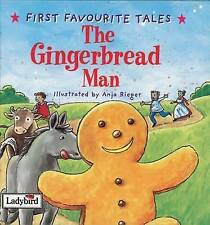 First Favourite Tales: Gingerbread Man: Based on a Traditional Folk Tale, Ladybi